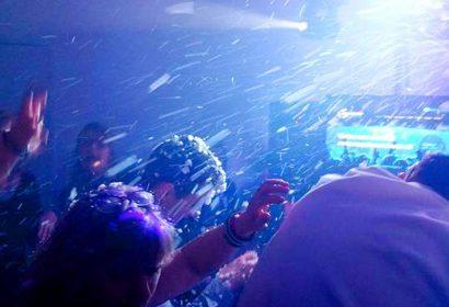 Machines à effet : Canon à neige
