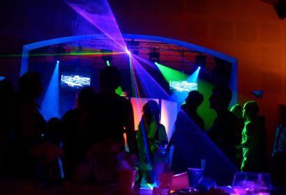 Éclairage supplémentaire de votre evenement