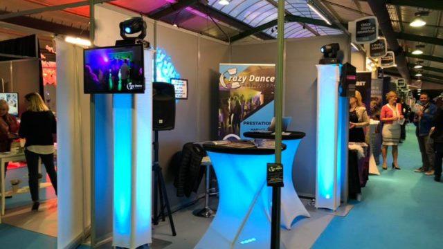 stand crazy dance animation salon mariage rouen