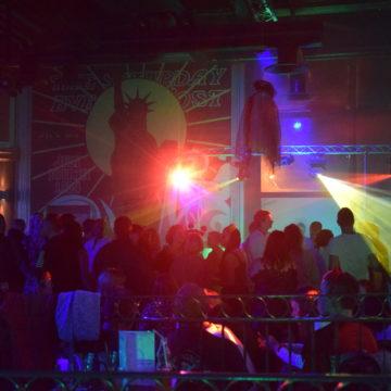 Animation DJ halloween au bowlincafé le 31 octobre 2018