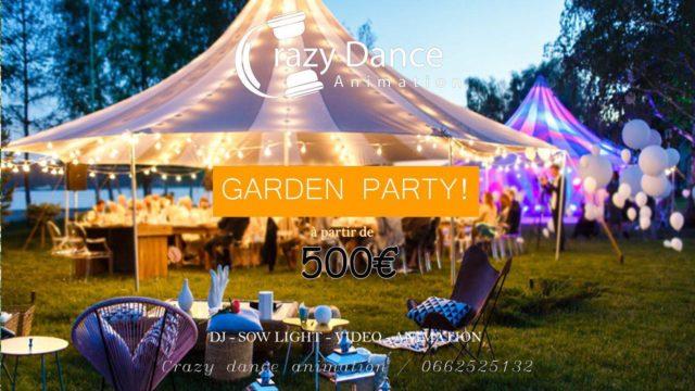 Garden Party Rouen
