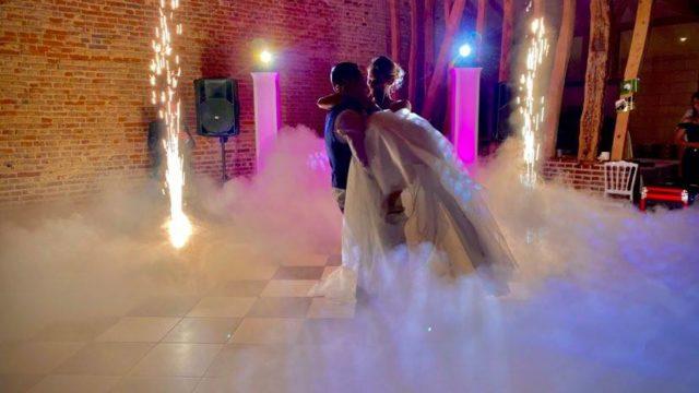 Ouverture de bal mariage Rouen